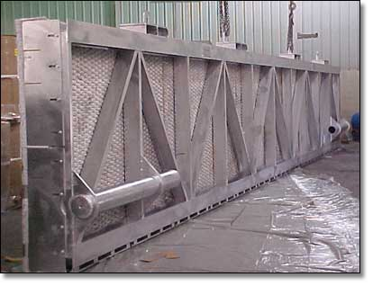 Furnace Doors & ETS Schaefer - Fabricated Products